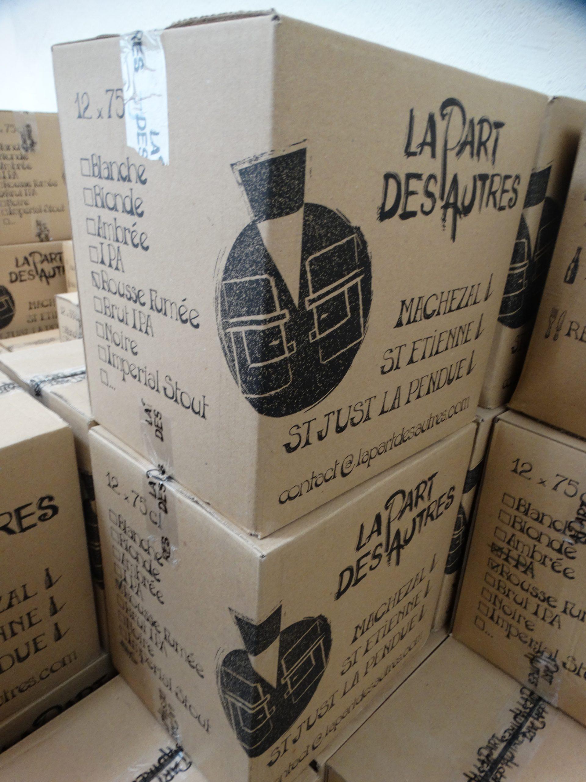 Brasserie La Part Des Autres Saint Just La Pendue
