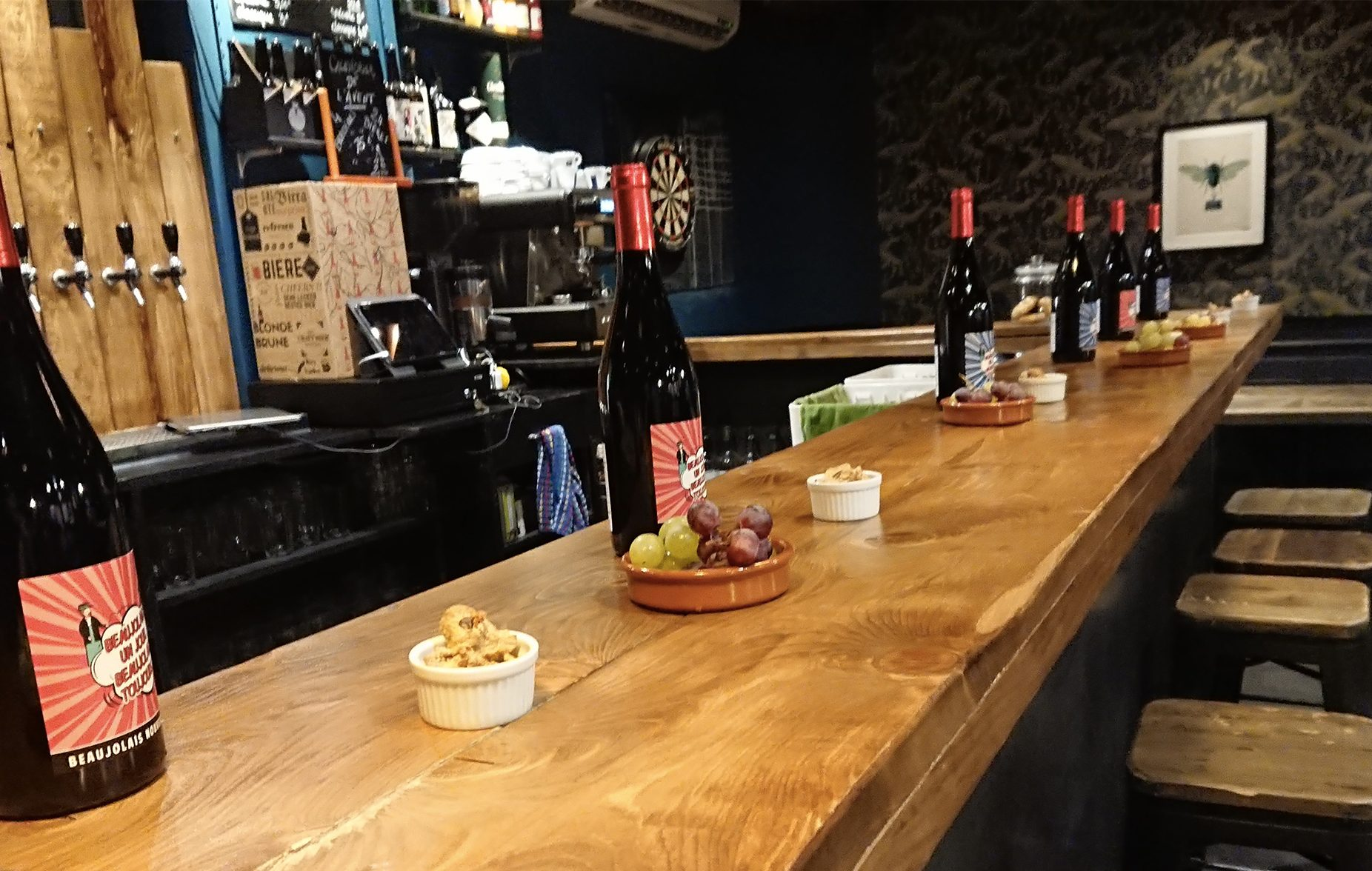 Bar Brew Pub Saint Etienne la Part Des Autres